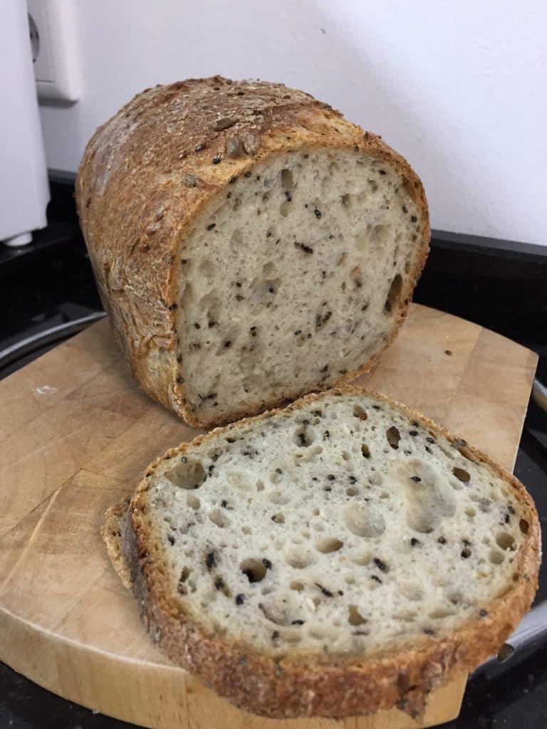 Brot aus glutenfreiem Mehl – Smartmehl