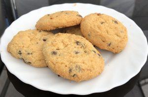 cookies mit schokotroepfchen - Glutenfreies Mehl - für glutenfreies Backen, Glutenfreie Rezepte