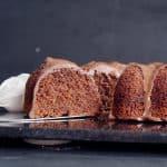 Glutenfreier Rotweinkuchen (maisfrei)