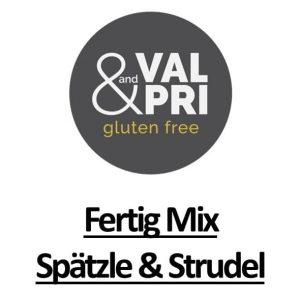 Val and Pri Fertig Mix Spätzle & Strudel